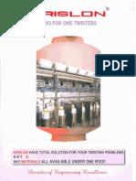TFO Textile Machines