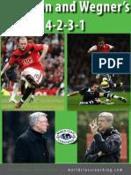 1-4-2-3-1. Ferguson- Wenger(1)
