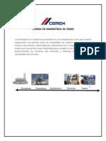 Cadena de Suministros de Cemex