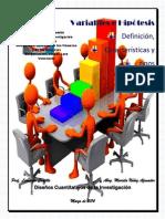 Revista Virtual Variables e Hipotesis