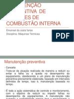 Manutenção preventiva  de motores de combustão interna (1)