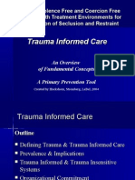 NDRN-Trauma Informed Care