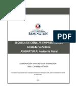 08 Revisoria Fiscal