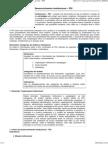 Formulários do Plano de Desenvolvimento Institucional – PDI