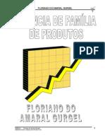 GERÊNCIA DE FAMÍLIA DE PRODUTOS