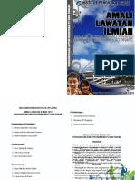 Buku Amali Lawatan Ilmiah 2011