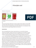 Gate Resistors – Principles and Applications _ PowerGuru - Power Electronics Information Portal