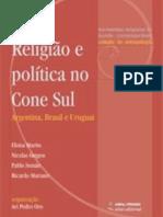 Guigou, L. Nicolás. Religião e Política no Uruguai- IN