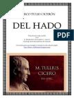 Cicerón - Del Hado (bilingüe)