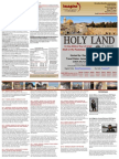 Holy Land - January 2015  Trip to Israel now forming.  HURRY!!  ALMOST FULL!