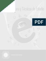 Libro Mediador de Lectoescritura y Técnicas de Estudio