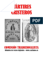 Mártires Cristeros