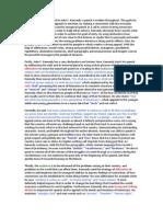 JFk Inaugural Speech Analysis