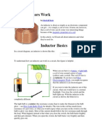 How Inductors Work
