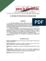 El Sistema Pictografico de Comunicacion - Temas Educacion - Art