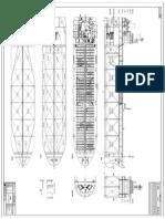 Cargo ship general arrangement