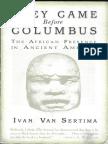 Ivan Van Sertima They Came Before Columbus