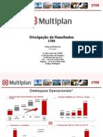 Multiplan Apresentacao 1T09 Port