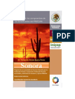 Guia Para Cumplir Los Compromisos de Los Beneficios Del PROGAN. Programa de Uso Sustentable de Recursos Natuales Para La Produccion Primaria, Componente