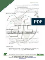 Estacion GPT-7000 - Calculo de Poligonal
