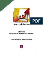 Media Geometrica y Armonica