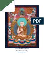 Kyobpa Jigten Sumgön Teachings