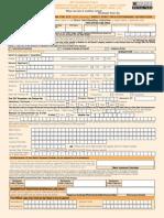 Hdfc Sip Auto Debit Form