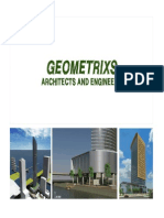 Geometrixs Architect and Engineers Company Profile