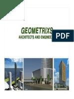Geometrixs Architect and Engineers Company Profile