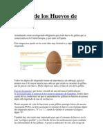 Orígen de los Huevos de Gallina
