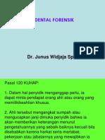 Dental Forensik
