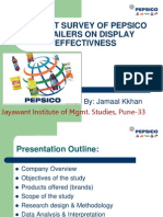 Pepsico Final Ppt