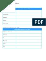 Template- Business Impact Analysis