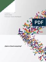 Presentacion Cloud Computing
