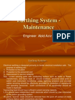 6670112 2 Earthing System Maintenance