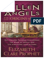 Fallen Angels and the Origins of Evil Elizabeth Clare Prophet