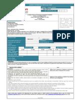 (Nvl) Reckon Infosystem -Btech - Hall Ticket & Candidate Information Format - Ncr - 2014