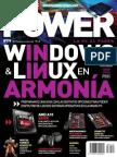 POWER Windows y Linux en Armonia