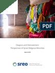 Diaspora and Disinvestment