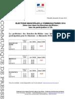 Elections Municipales Et Communautaires 2014
