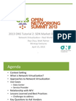 SDNCentral Tutorial Network Virtualization 20130312 (1)