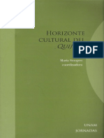 Stoopen, María (coord.) Horizonte cultural del Quijote