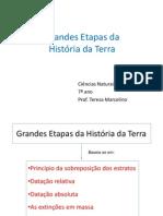 Grandes Etapas Da Historia Da Terra1