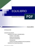 EL EQUILIBRIO Intro y Perspectiva Biomec