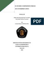 Evaluatian And Interpretation Body Composition