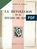 La Revolución en el Estado de Sonora.pdf