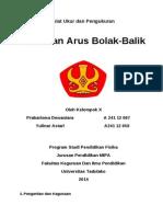 Jembatan Arus Bolak-Balik (AC)