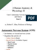 2438971 Physiology Autonomic Nervous System and Senses Part 2 iBookstk