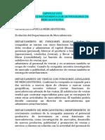CAPITULO XXVI. ORGANIZACIÓN E INSTRUMENTACION DE PROGRAMAS DE MERCADOTECNIA.