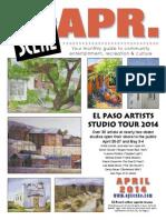 El Paso Scene April 2014